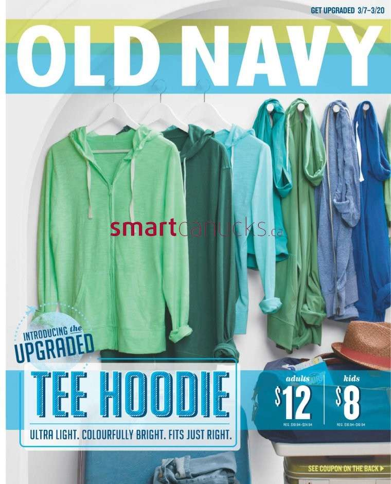 Old Navy is a major fast fashion retailer which operates the website londonmetalumni.ml As of today, we have 1 active Old Navy promo code, single-use codes, 7 sales and 12 third-party deals. The Dealspotr community last updated this page on October 4,