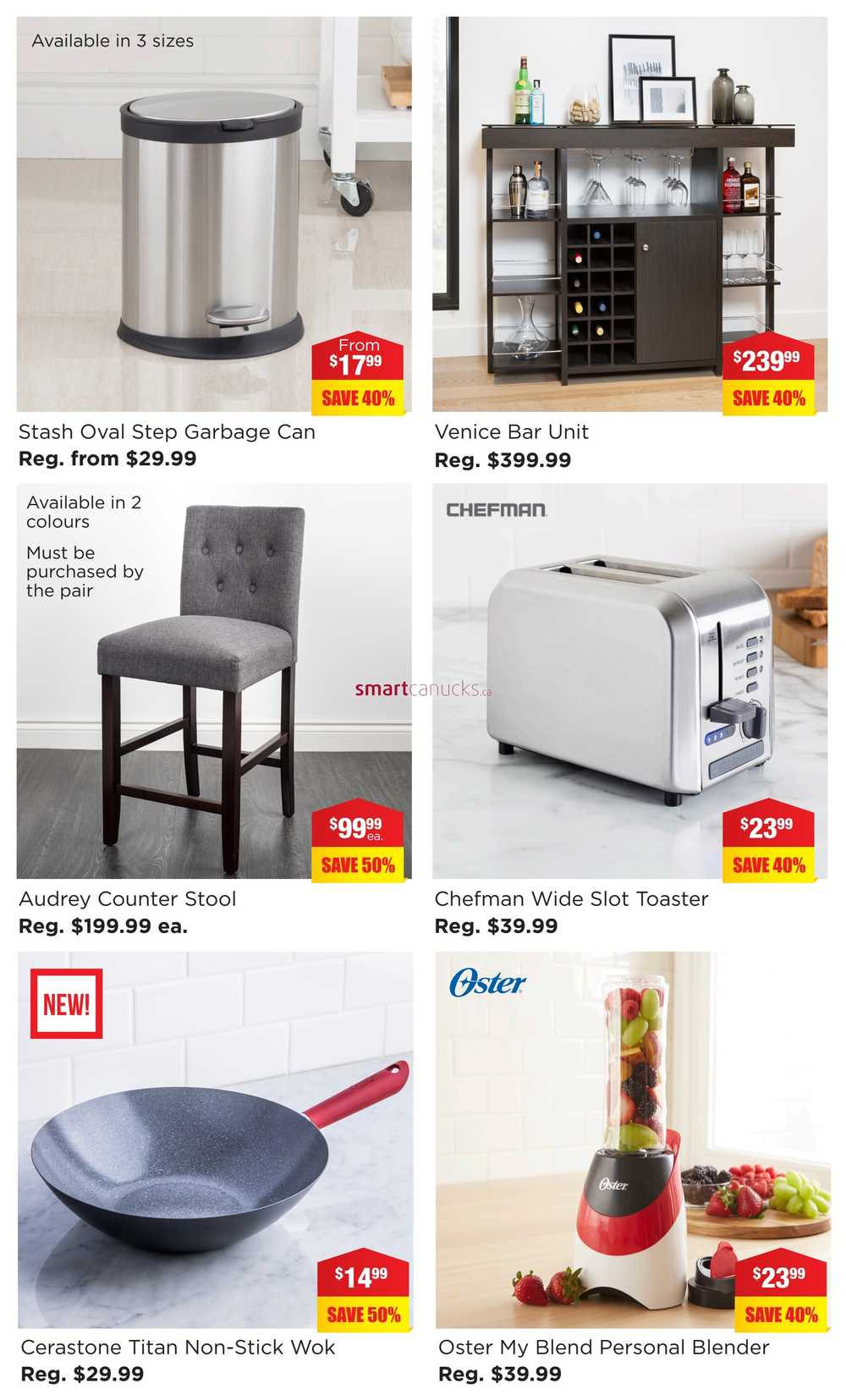 Kitchen Stuff Plus Red Hot Deals Flyer April 9 to 15