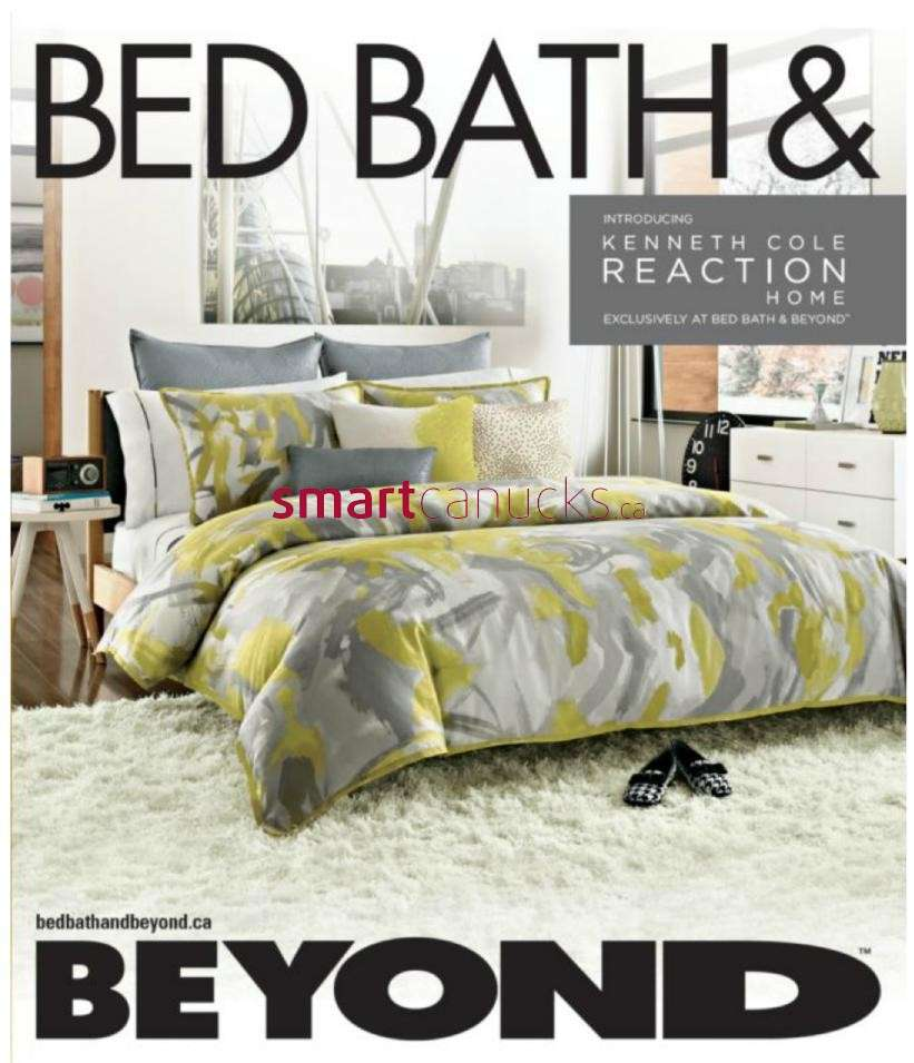 To Bed Bath And Beyond: Bed Bath & Beyond Flyer Mar 11 To 31