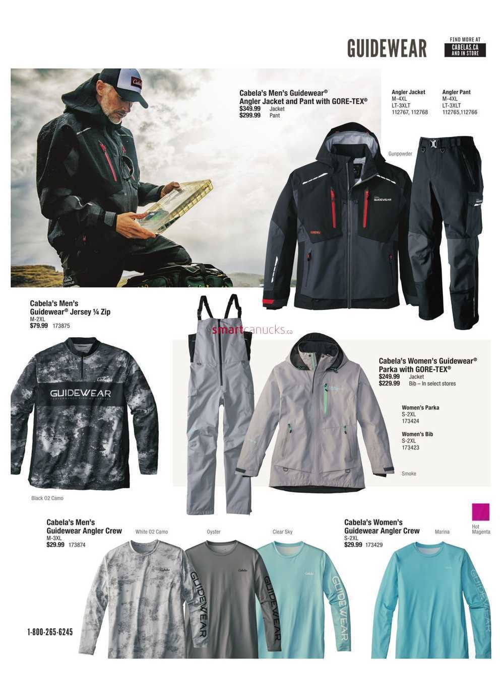 Cabela S Spring And Summer 2018 Catalog