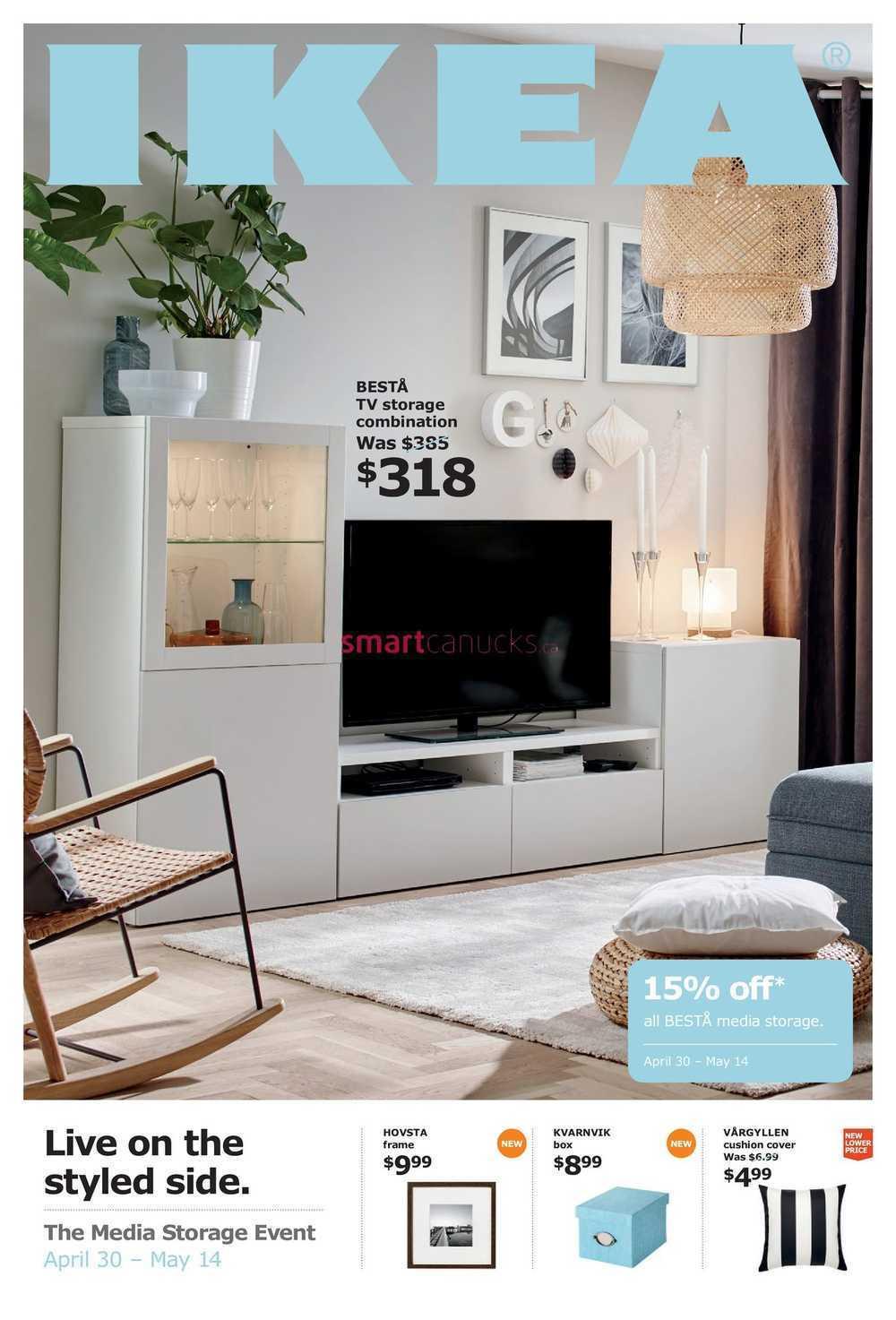 Ikea Living Room Event Canada