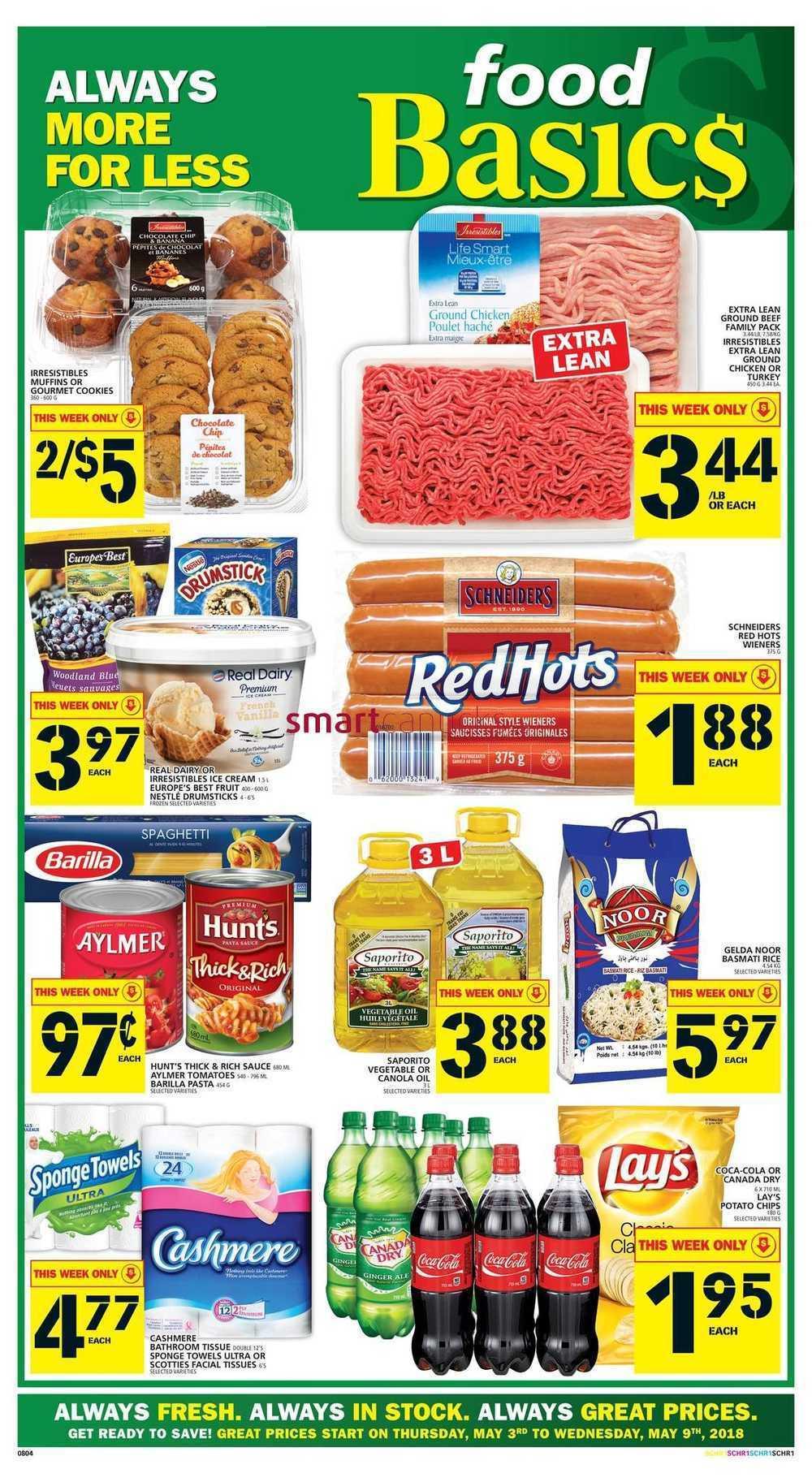 Kitchener Food Basics