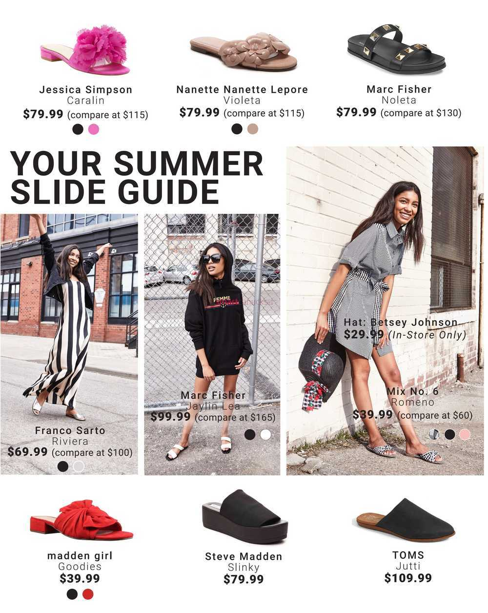 d23fc56bee1 DSW Designer Shoe Warehouse Flyer May 16 to 30