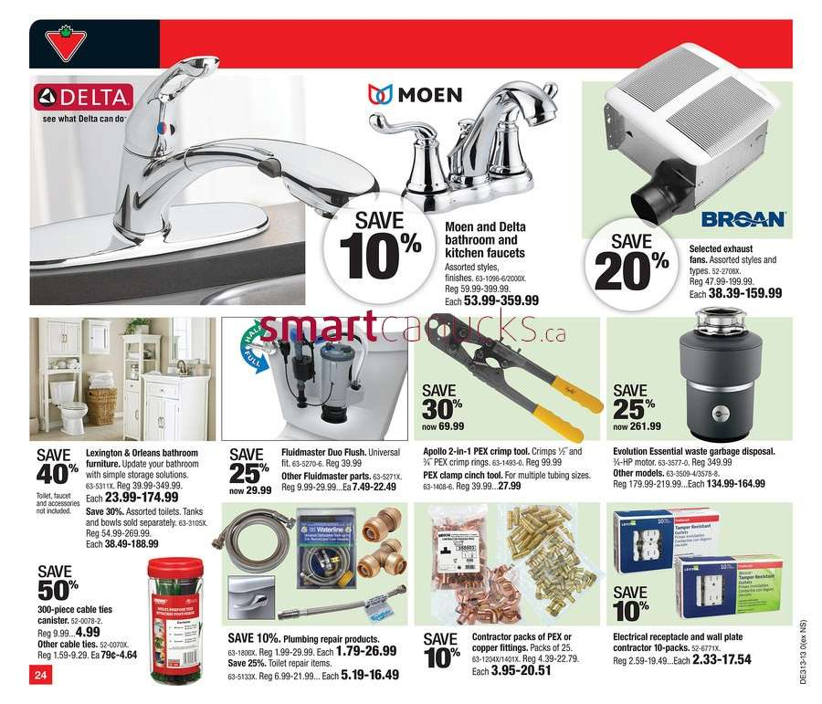 Canadian Tire Flyer Mar 22 To 28