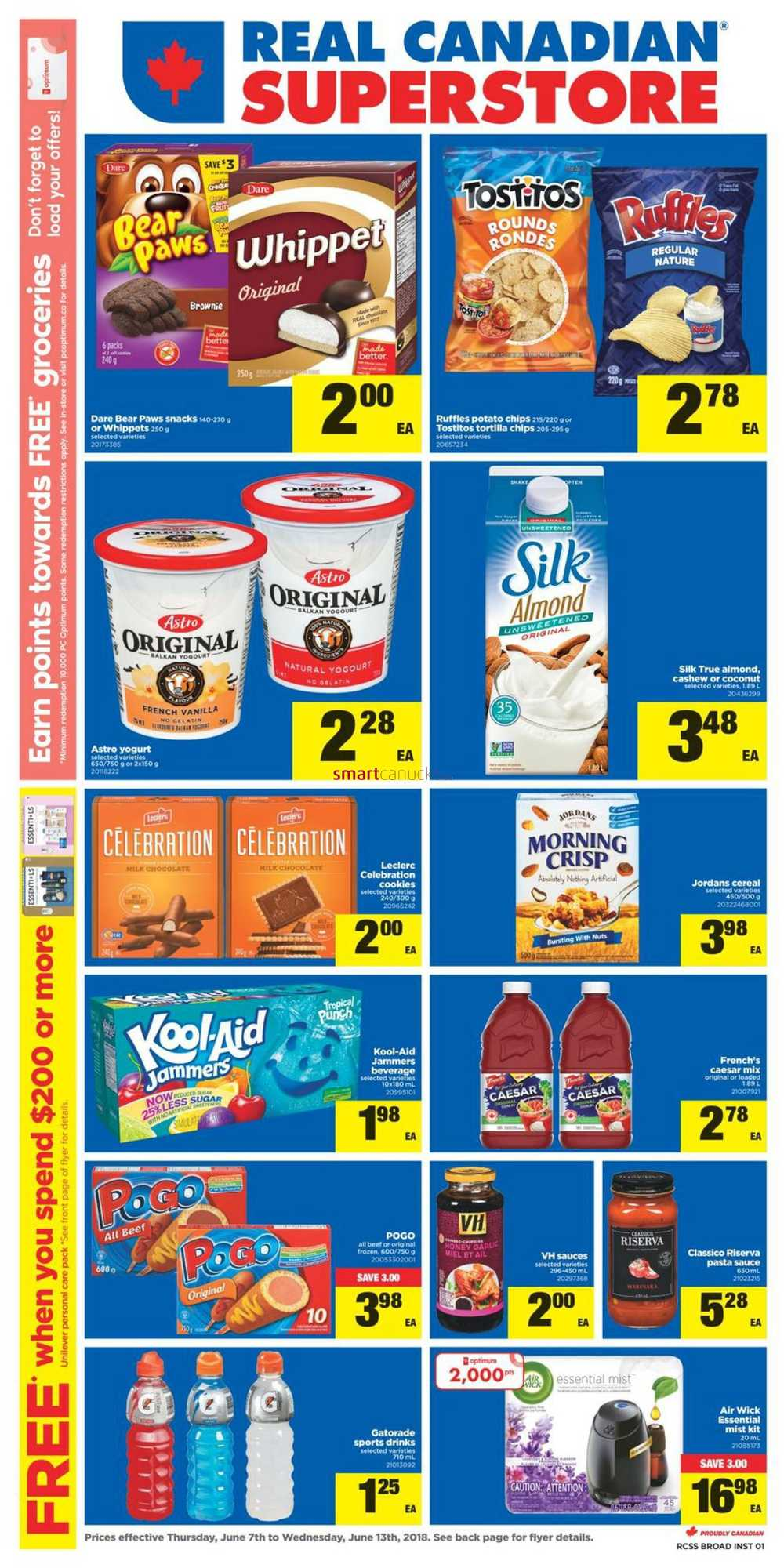 Real Canadian Superstore (ON) Flyer June 7 to 13