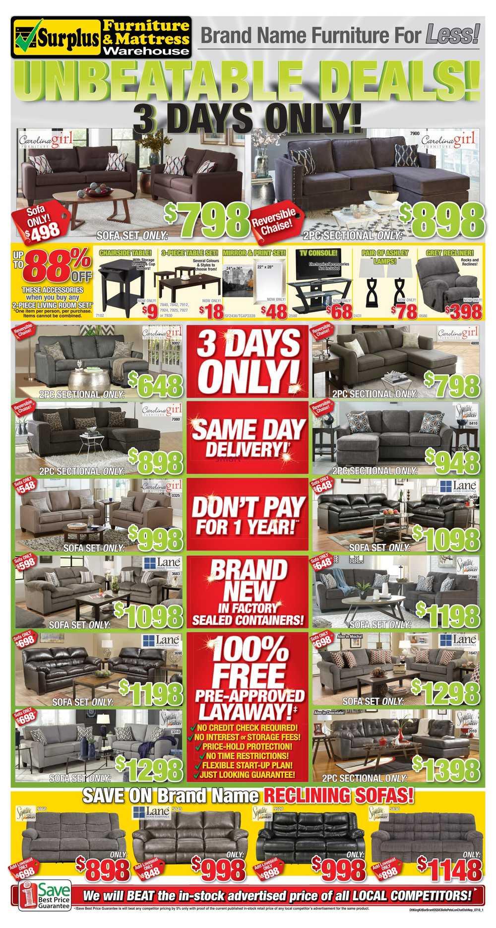 Furniture Warehouse Kitchener Discount Furniture Store Beautiful ...
