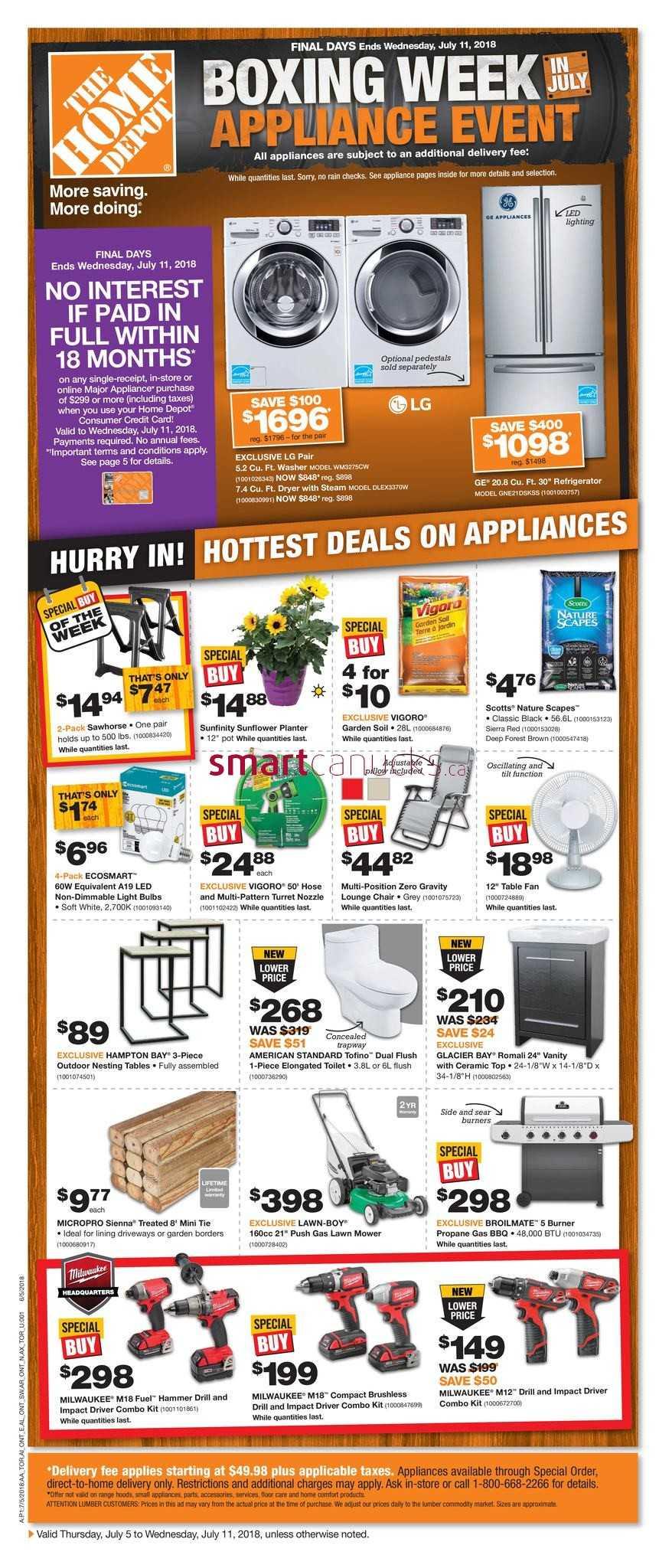 images home depot. Home Depot (ON) Flyer July 5 To 11 Images