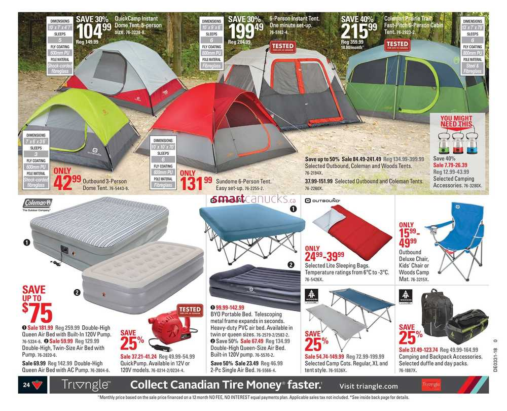 Simplified View  sc 1 st  Canadian Flyers - Smart Canucks & Canadian Tire (ON) Flyer July 27 to August 2