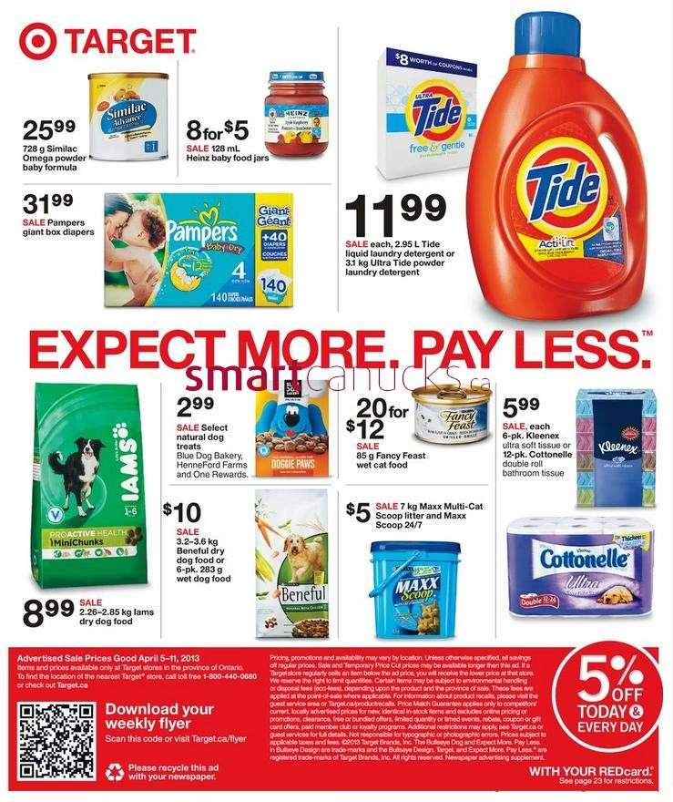Sign up for target coupons in the mail