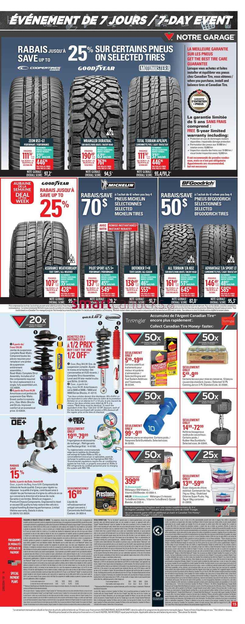 competitive advantage for canadian tire Canadian tire information and links to canadian tire canadian online shopping  canadian tire's competitive advantage is created through the power of these.