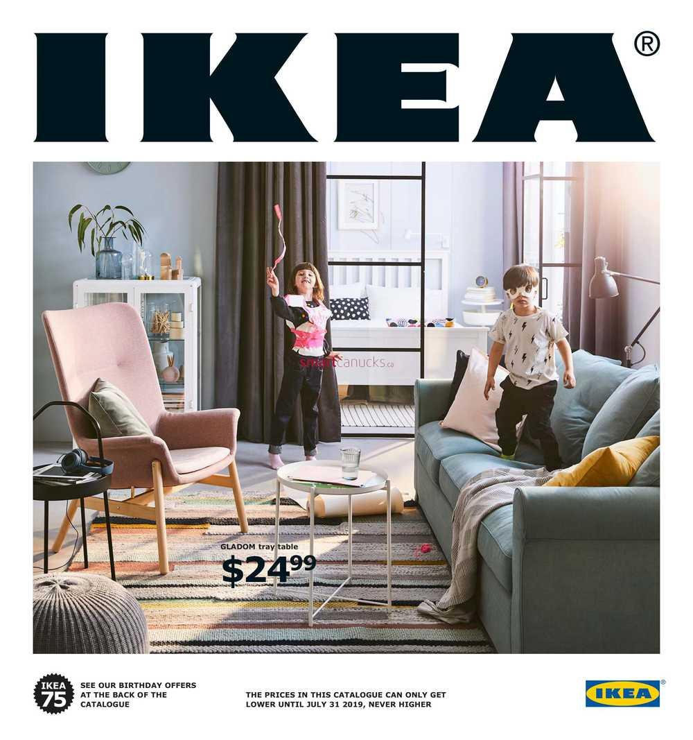 Ikea Canada 2019 Catalogue Flyer