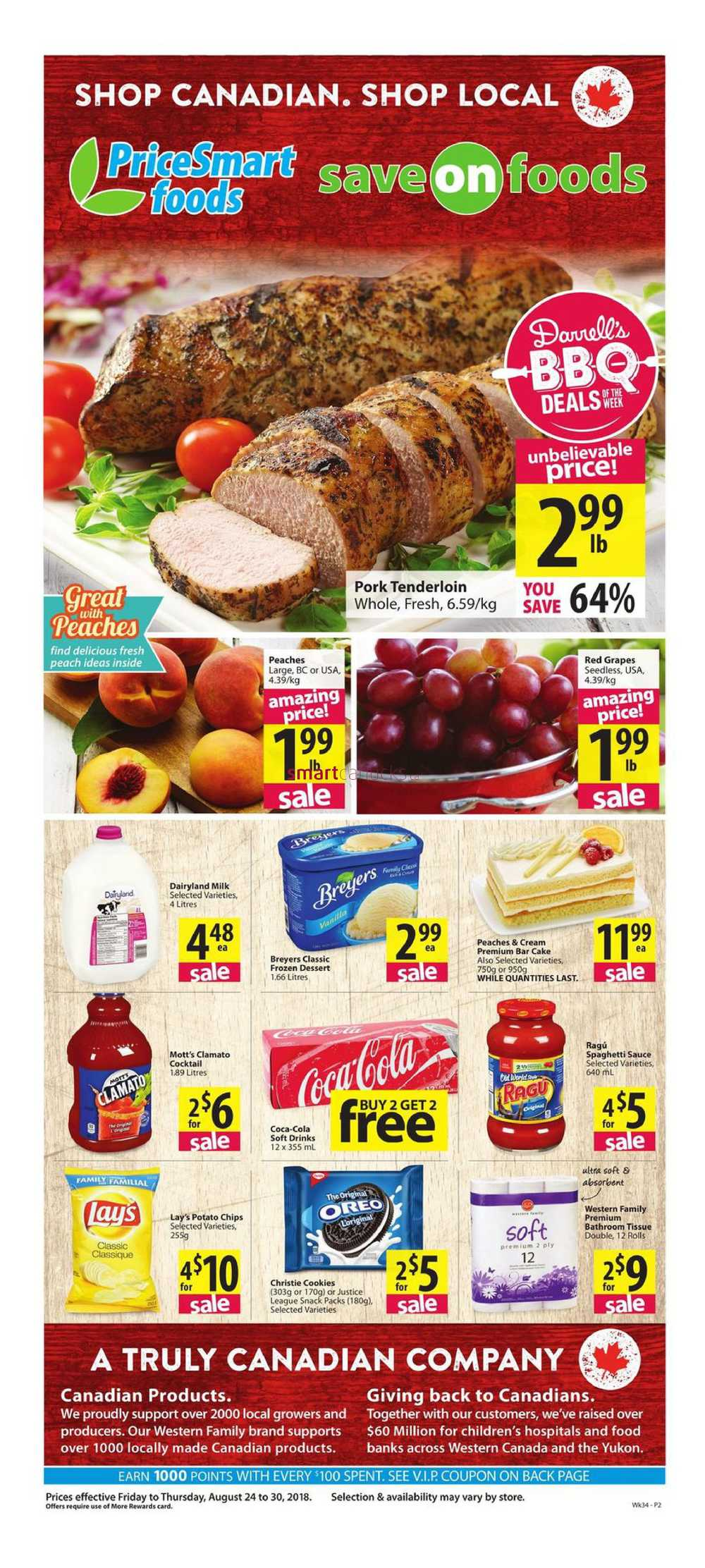 Save On Foods Flyers Vancouver