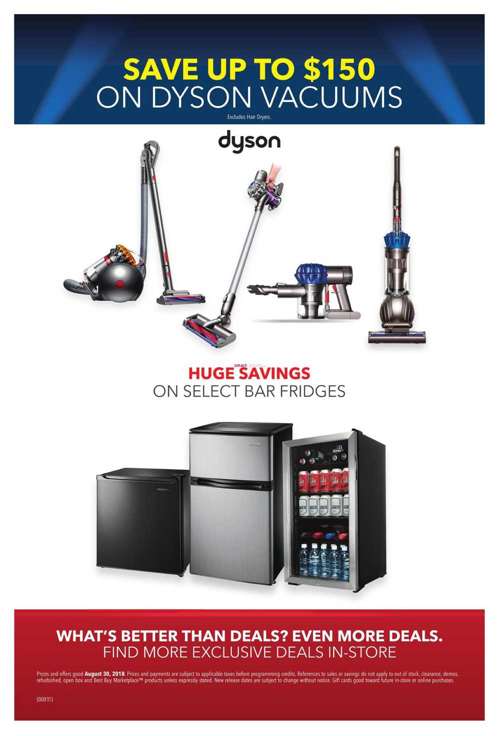 Best Buy Canada Labour Day VIP Flyer August 30 2018
