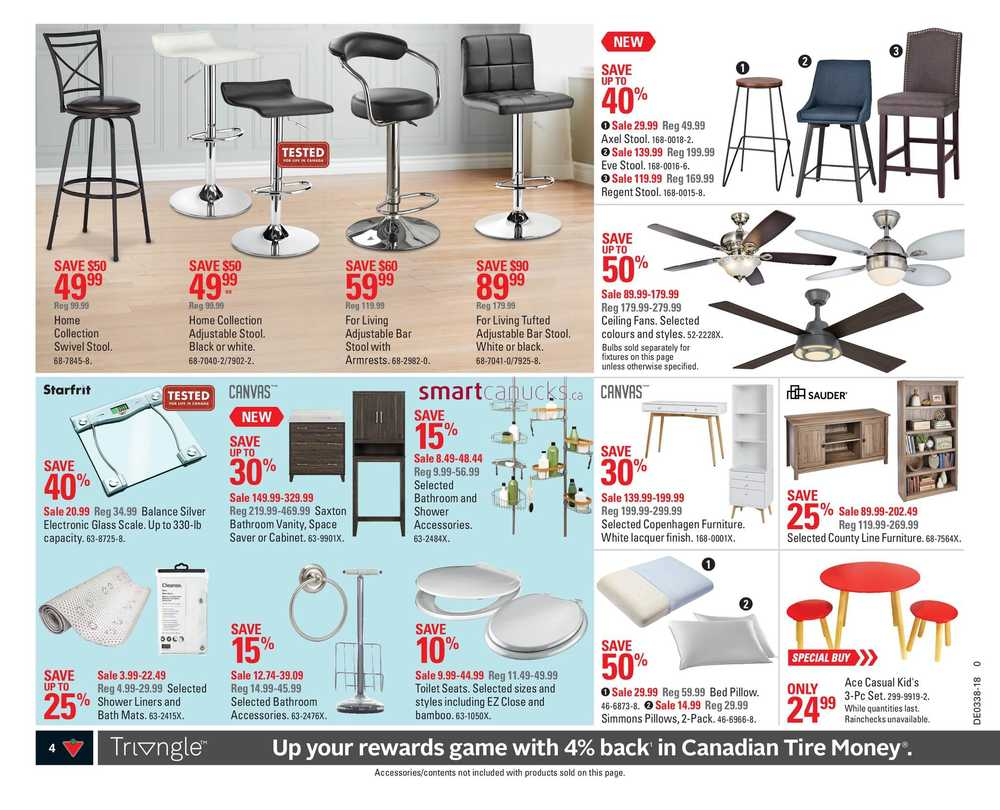 Canadian Tire (ON) Flyer September 14 to 20