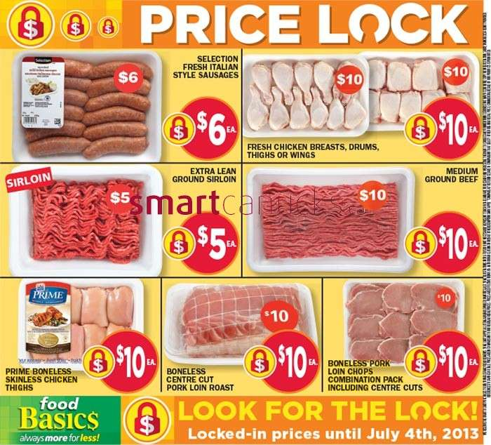 Food Basics Flyer Apr 19 To 25
