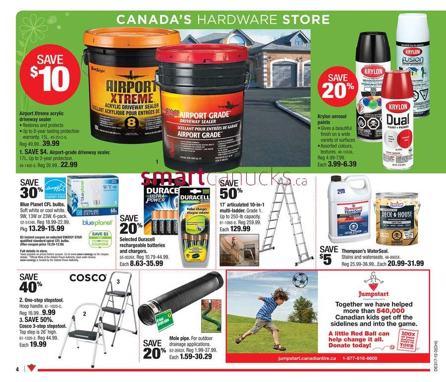 Miraculous Canadian Tire Flyer Apr 19 To 25 Machost Co Dining Chair Design Ideas Machostcouk
