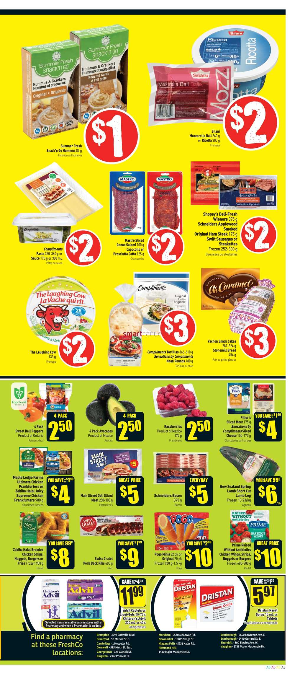 FreshCo Flyer October 18 to 24