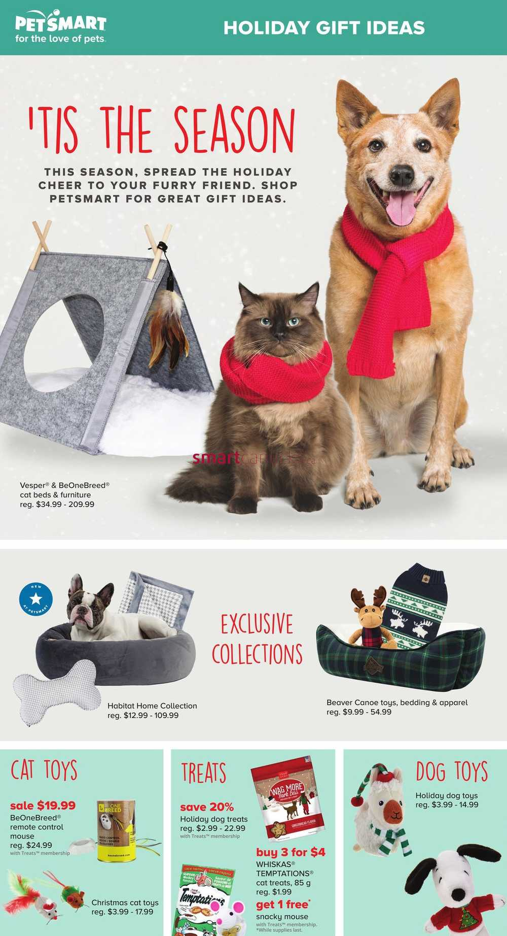 PetSmart Flyer October 29 to November 25