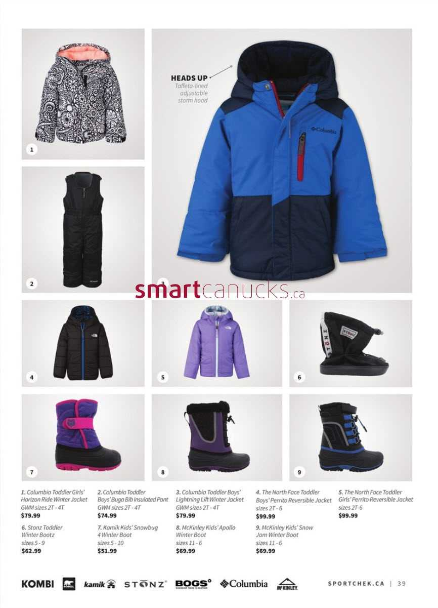 288c252f7b91 Sport Chek Fall Winter Guide 2018
