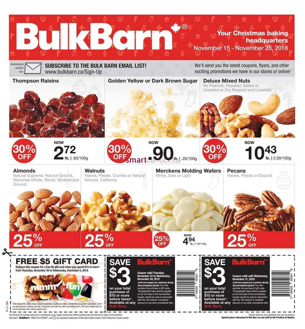 bulk barn canada flyers