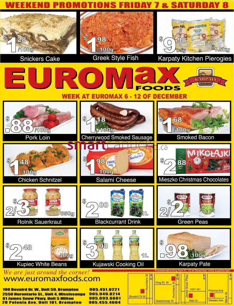Euro Max