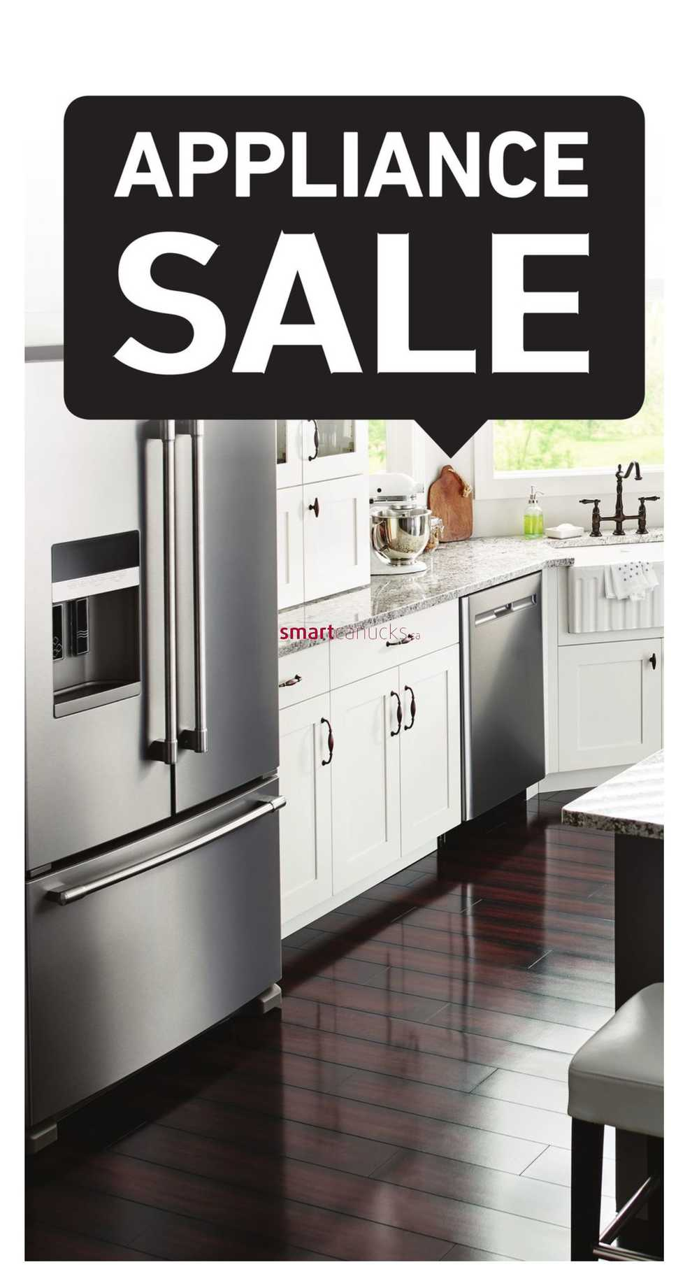 Leons Appliance Sale Flyer December 6 To January 9