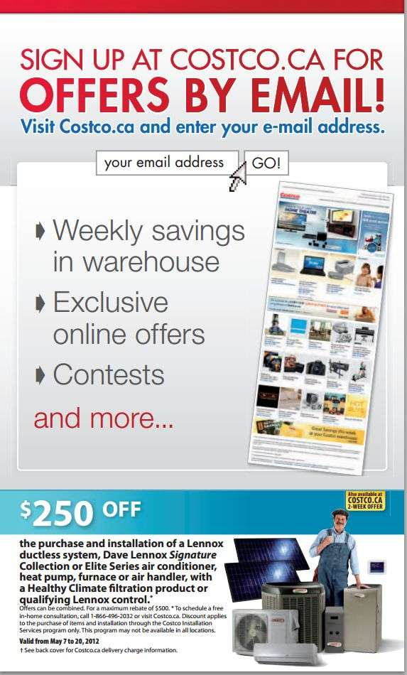 costco summer savings  u0026 online offers may 7 to aug 26