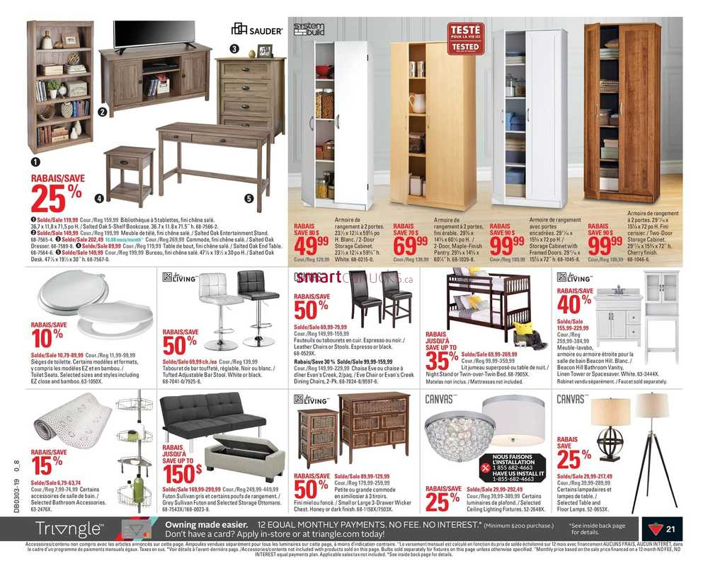 Canadian Tire (QC) Flyer January 13 to 13