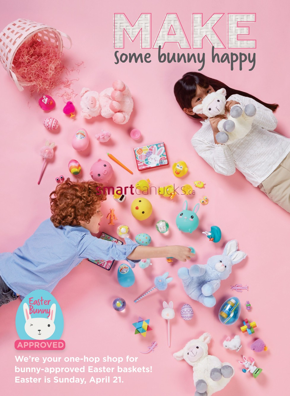 217417bdb3 Michael's Kids Easter LookBook February 25 to April 21