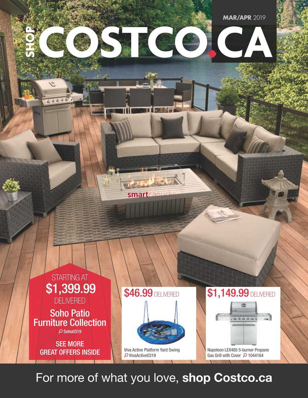 Costco Online Catalogue March 1 To April 30