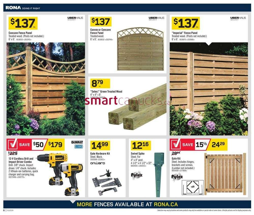 Rona flyer may 15 to 21 view single baanklon Images