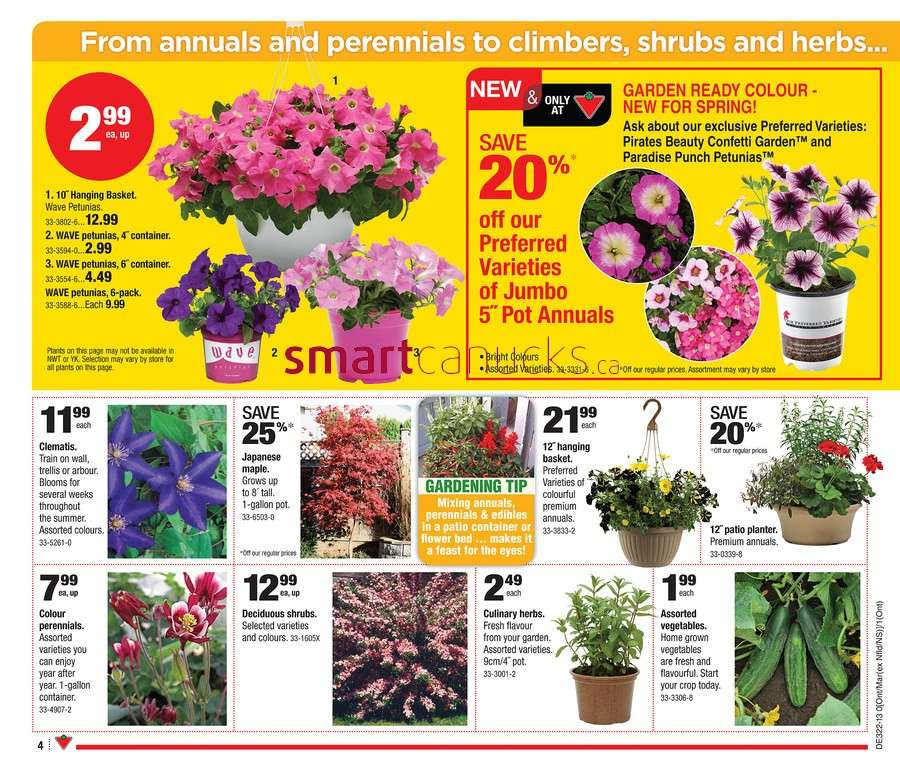Canadian Tire flyer May 24 to 30