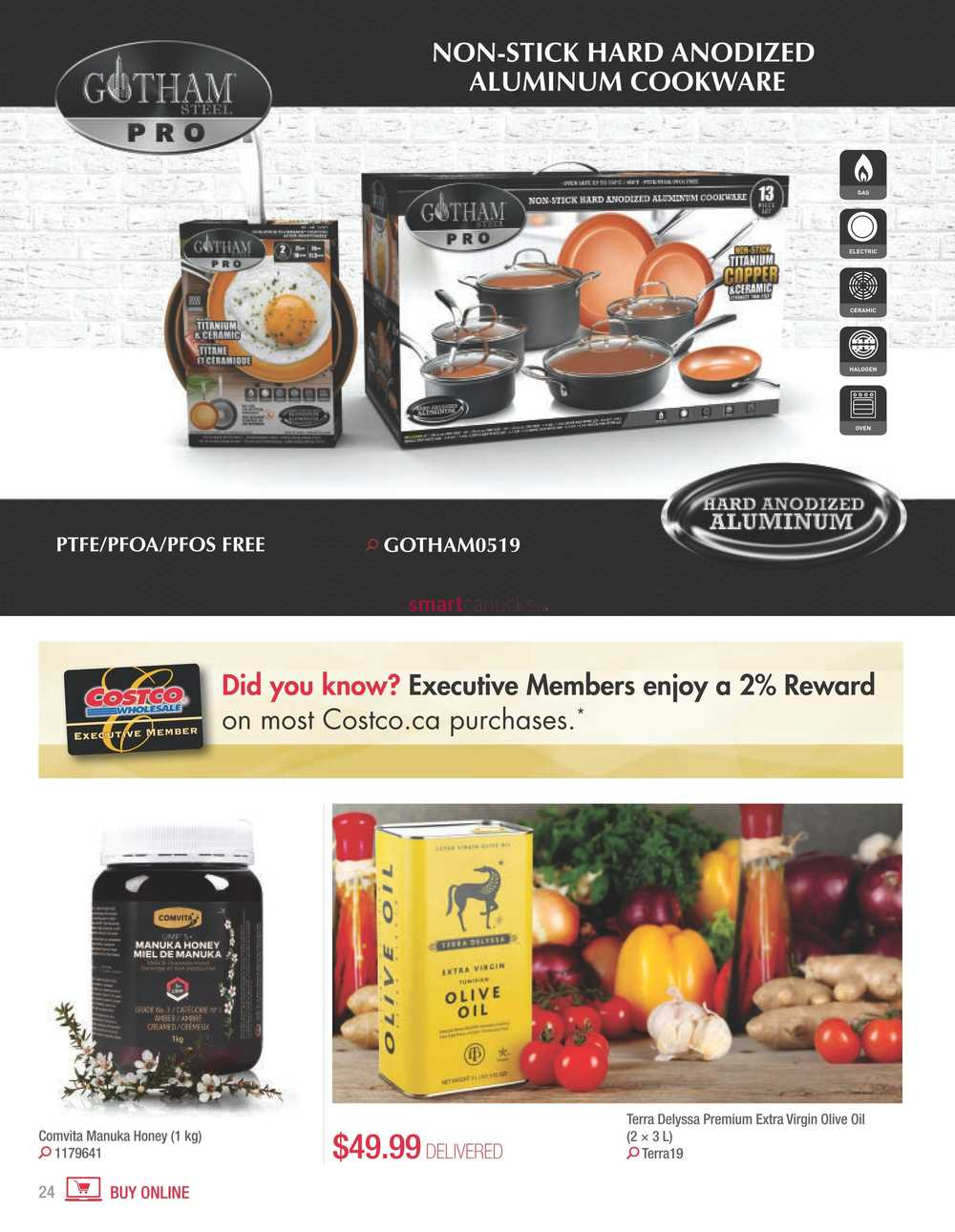 Costco Online Catalogue May 1 to June 30