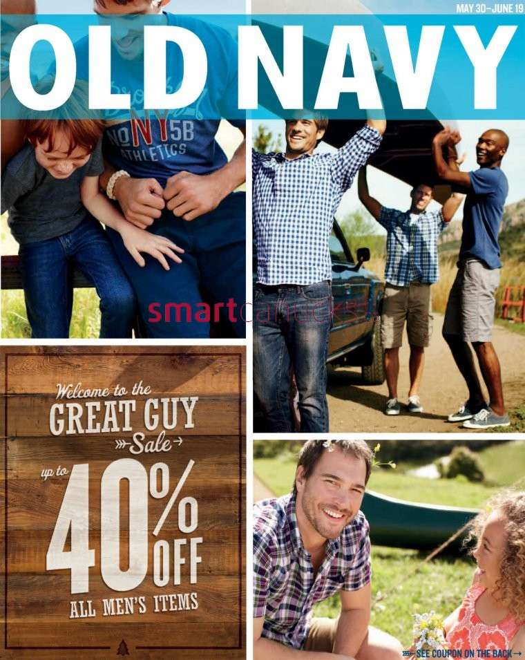 Old Navy Canada provides the latest fashions at great prices for the whole family. Shop women's clothes, dresses on sale, and men's clothes deals with Cash Back at Ebates.