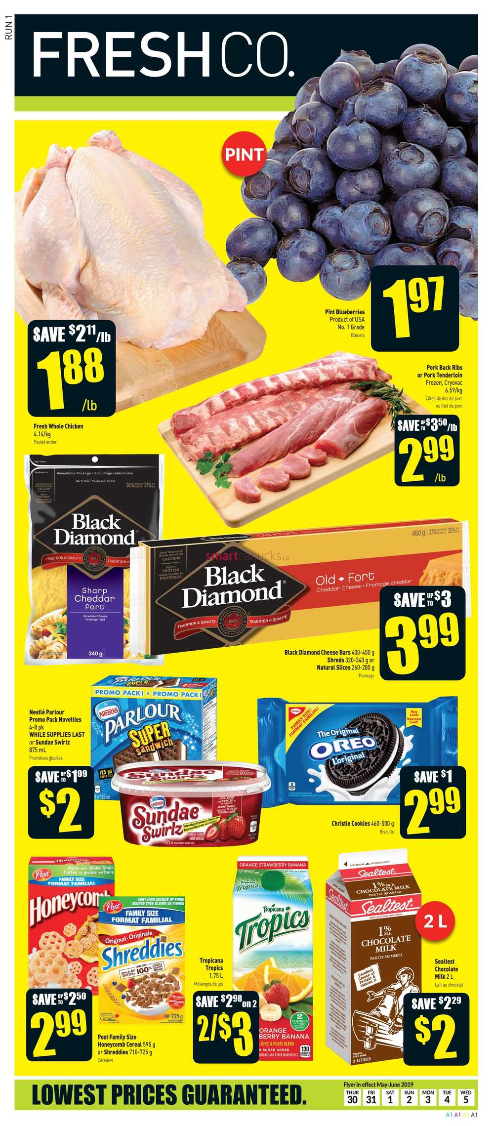 FreshCo Flyer May 30 to June 5