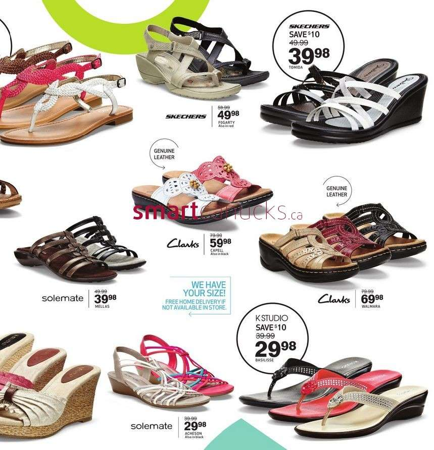 5f4a765f Globo Shoes flyer May 29 to Jun 16