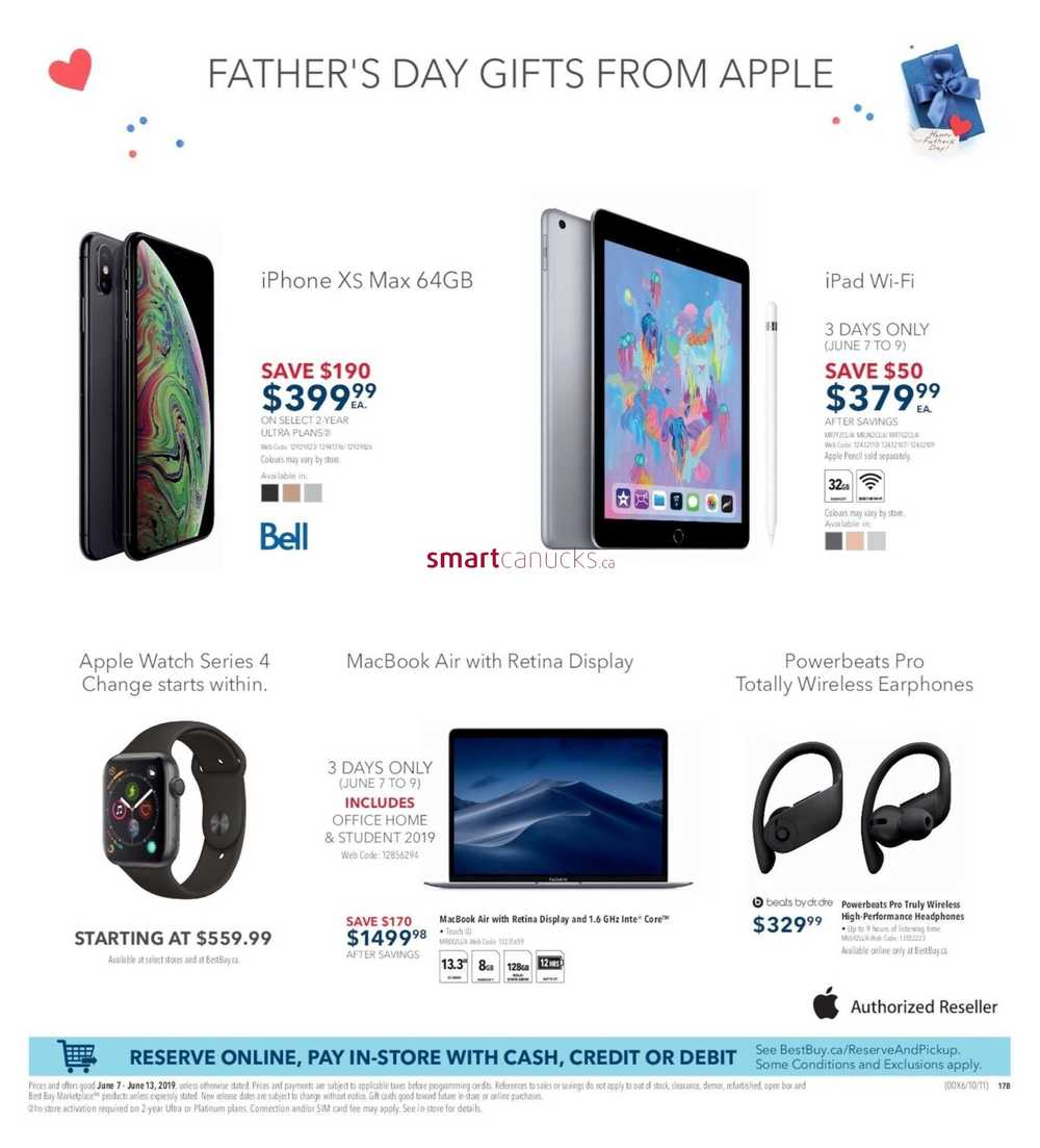 Best Buy Flyer June 7 To 13