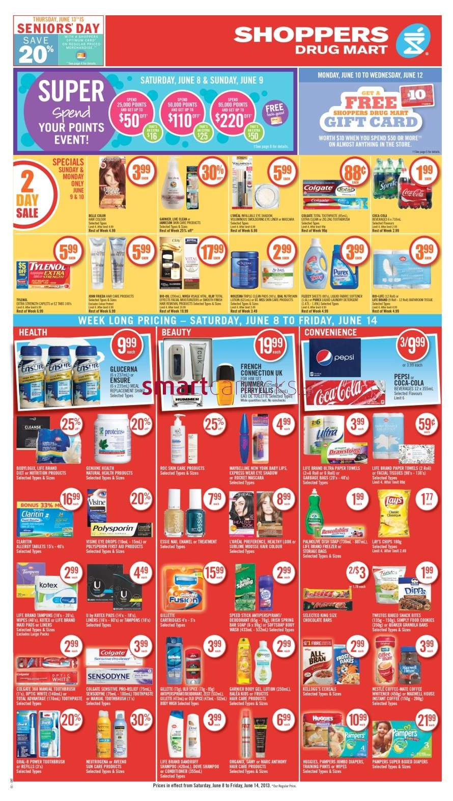 Shoppers coupons canada
