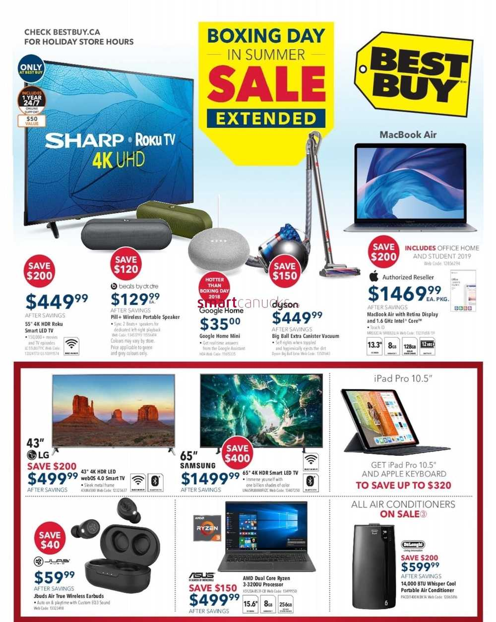 1138677d908 Best Buy Flyer July 5 to 11