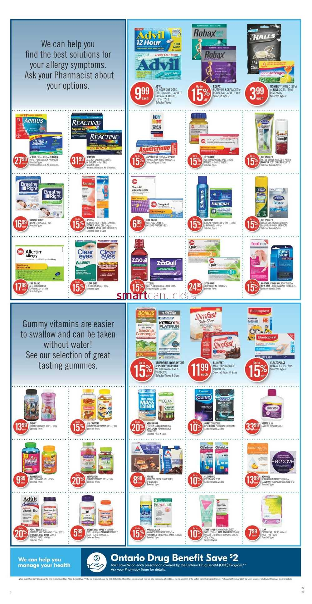 Shoppers Drug Mart (ON) Flyer July 13 to 19 | Shoppers Drug