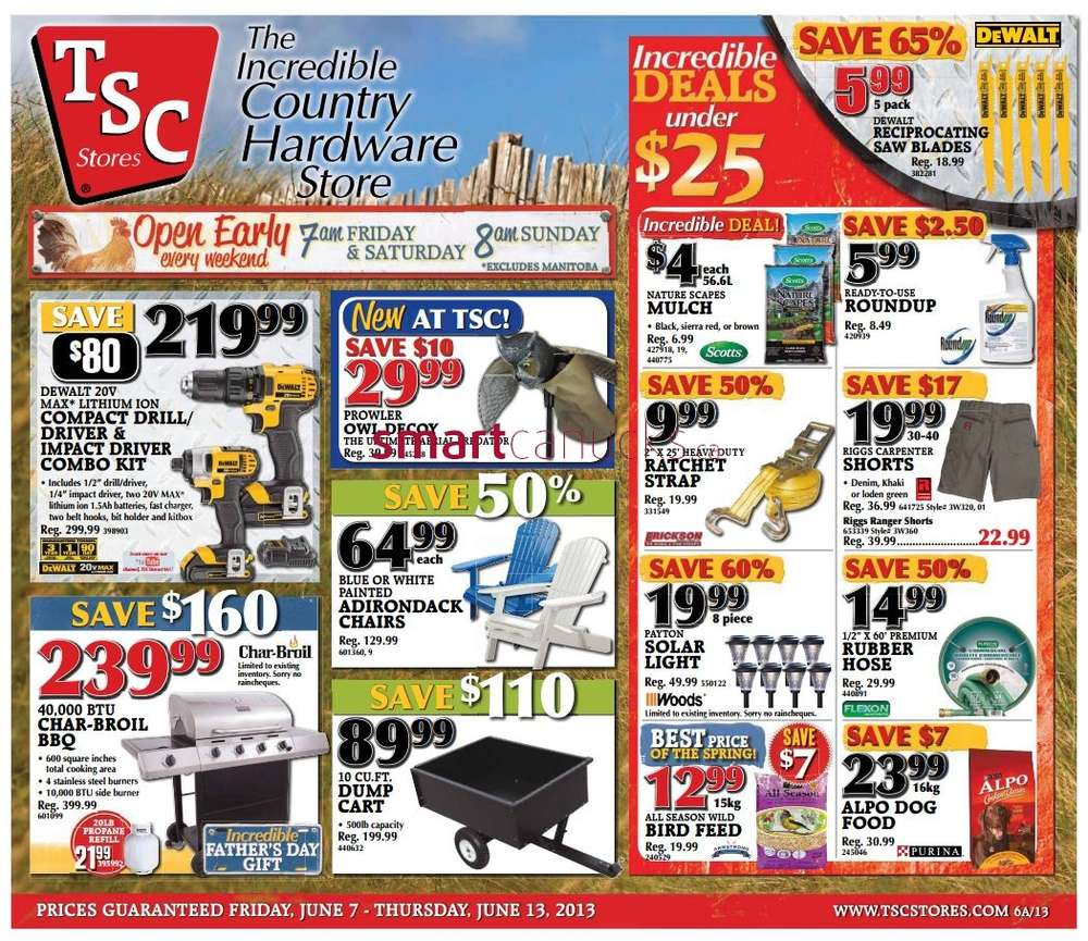 tsc stores flyer jun 7 to 13
