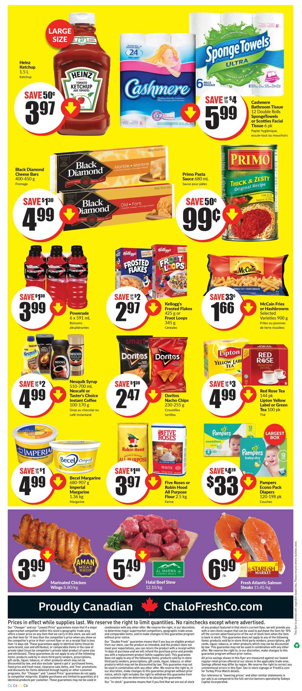 Chalo! FreshCo Flyer July 18 to 24