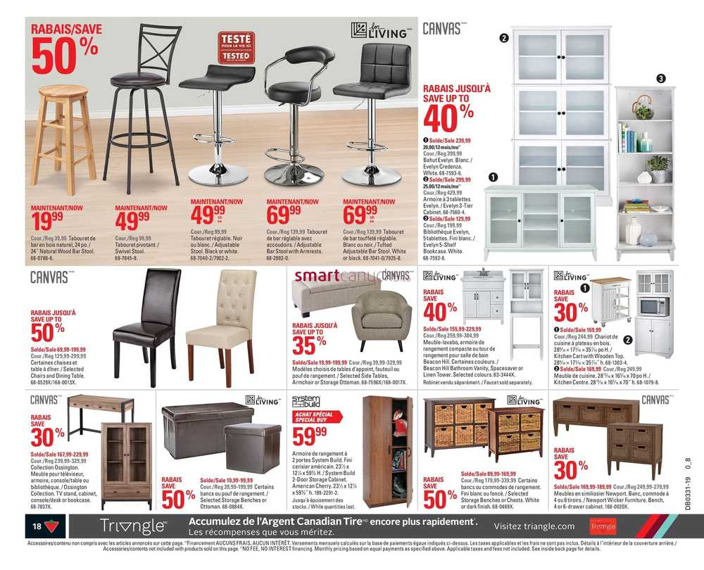 Canadian Tire (QC) Flyer July 13 to 13