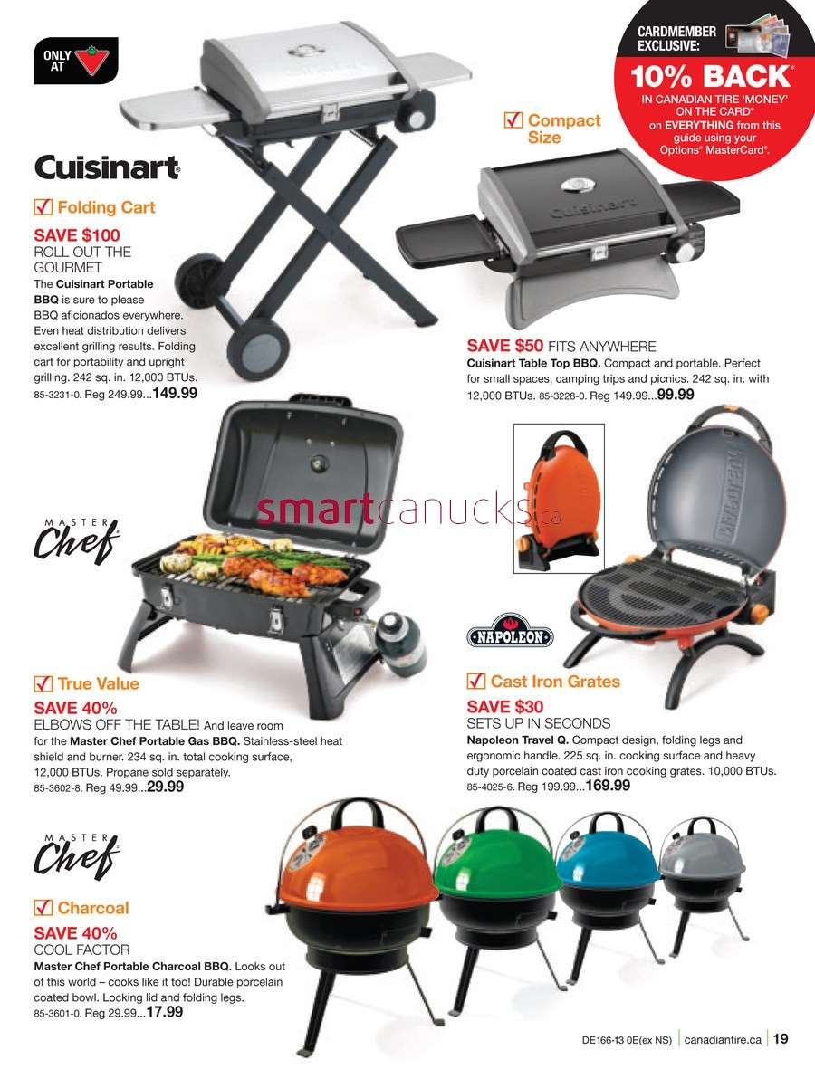 Canadian Tire Summer Catalogue: Friday, June 21 To Thursday, July 11