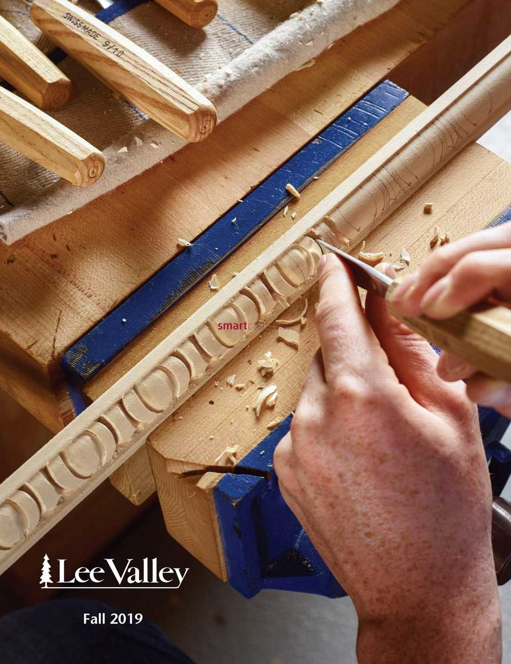 Lee Valley Tools Canada Flyers