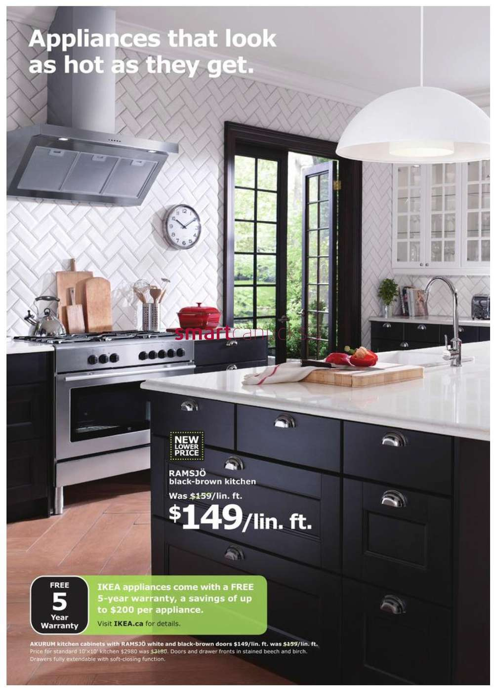 Ikea Kitchen Event Flyer July 8 To August 5