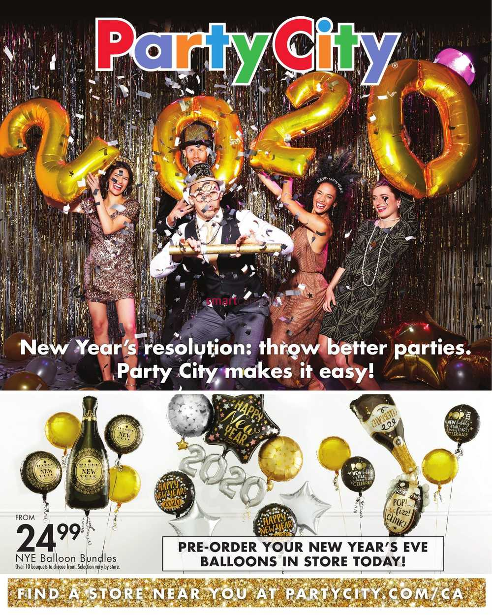 party city coupon october 2020