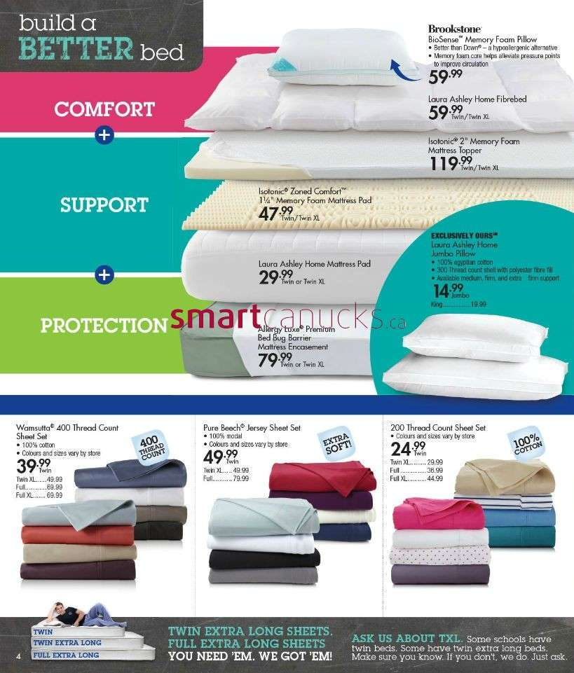 Bed Bath & Beyond flyer July 22 to August 31.