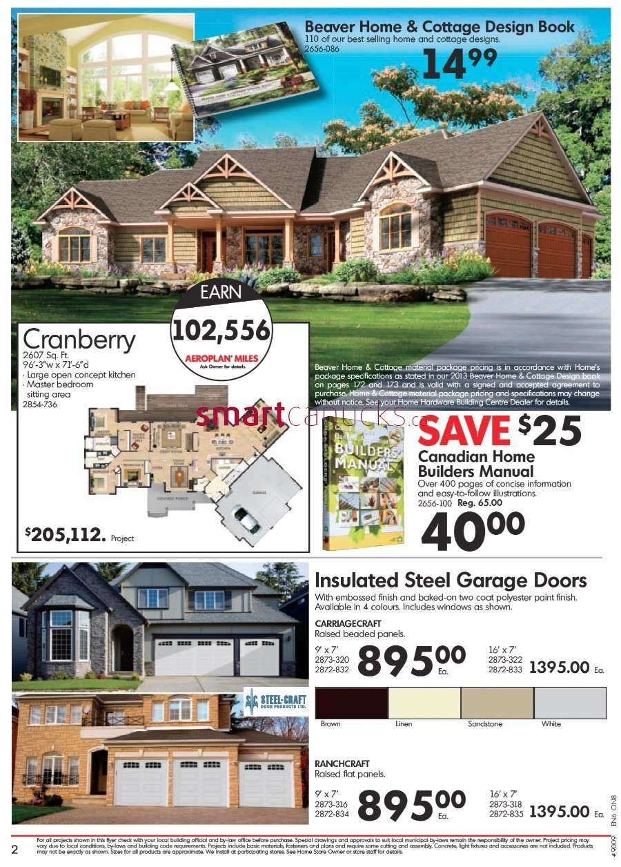 Home Hardware Flyer July 24 To August 3
