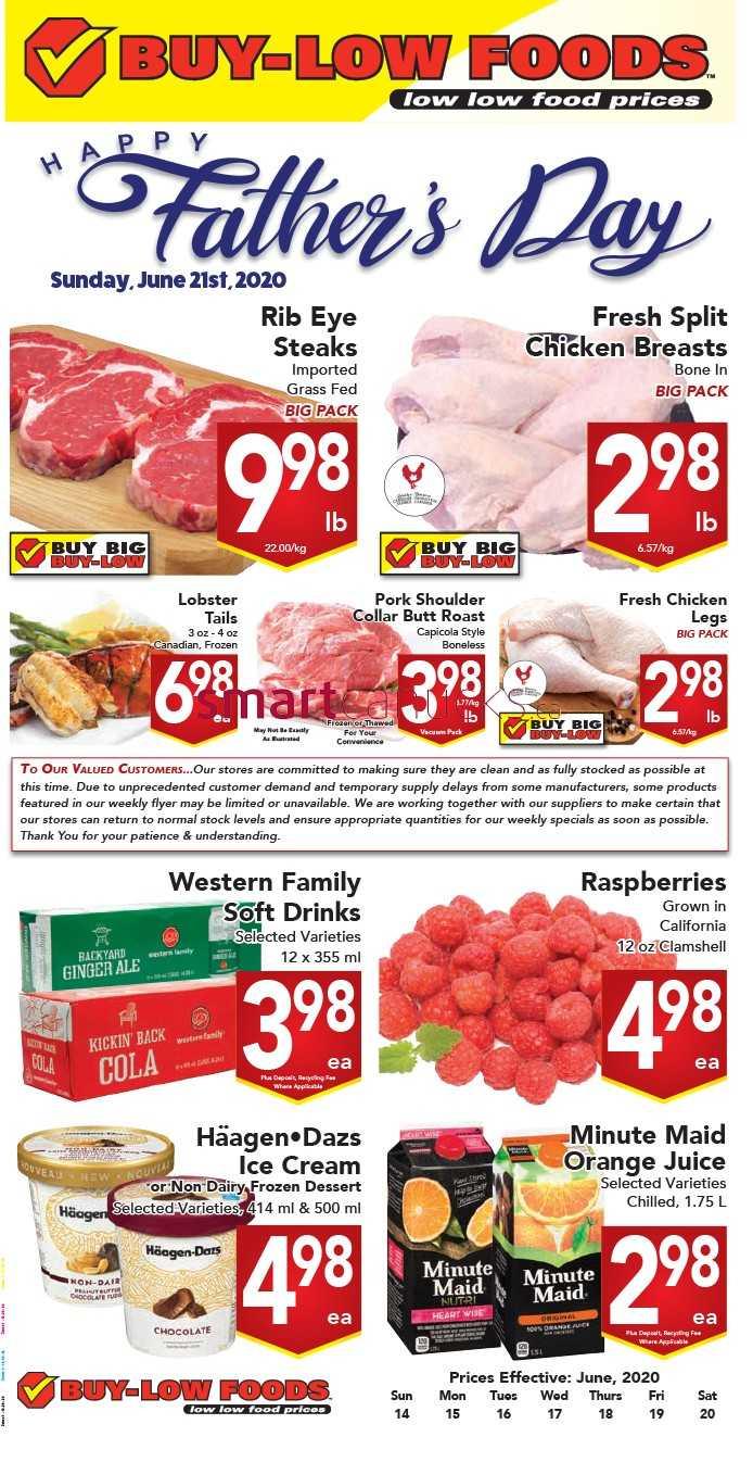 Buy-Low Foods Canada Flyers